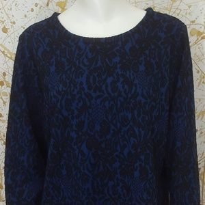Coldwater Creek long sleeve pullover top s…